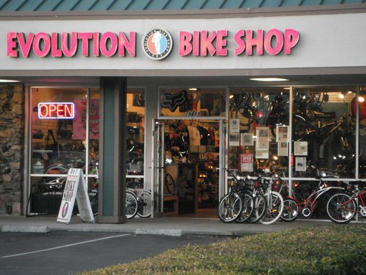 Evolution Bike Shop