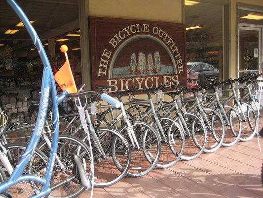 The Bicycle Outfitter