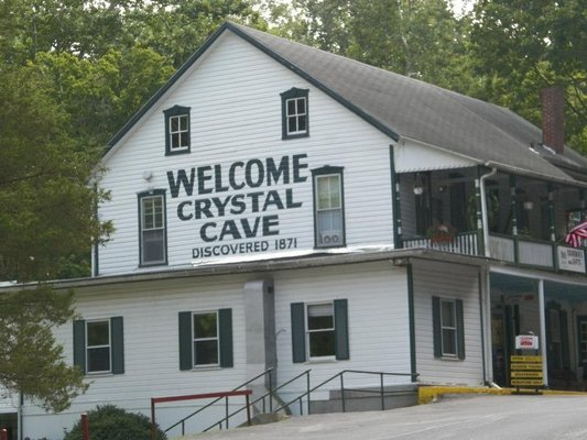 Historic Crystal Cave