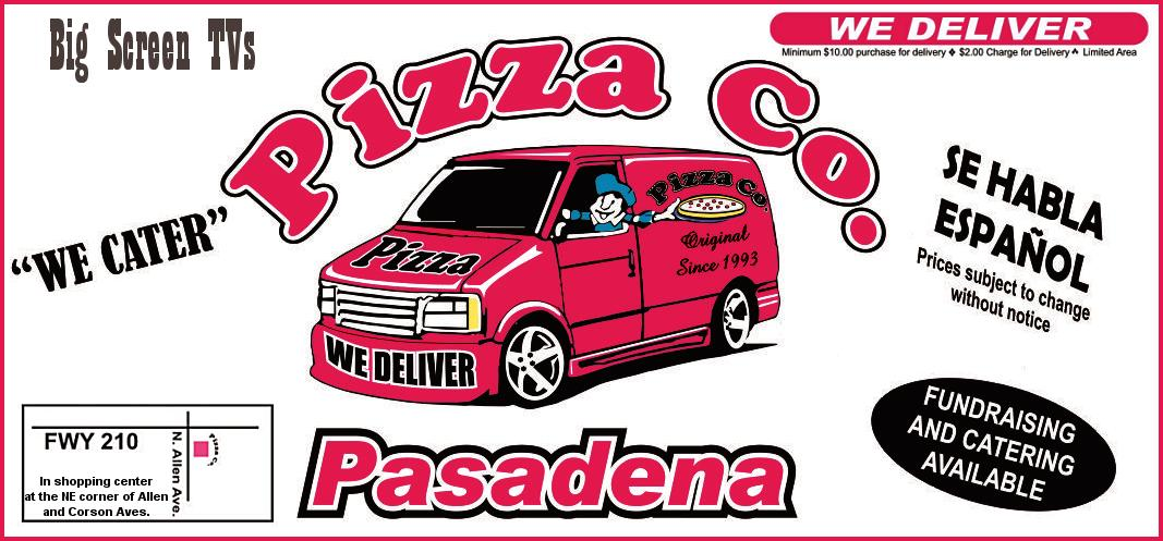 Pasadena Pizza Co.