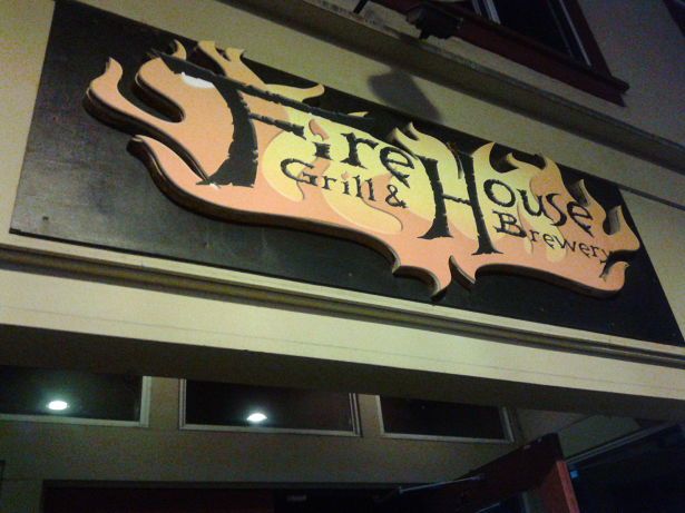 Firehouse Grill and Brewery