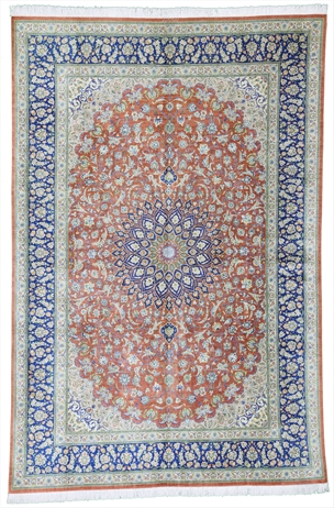The Oriental Carpet