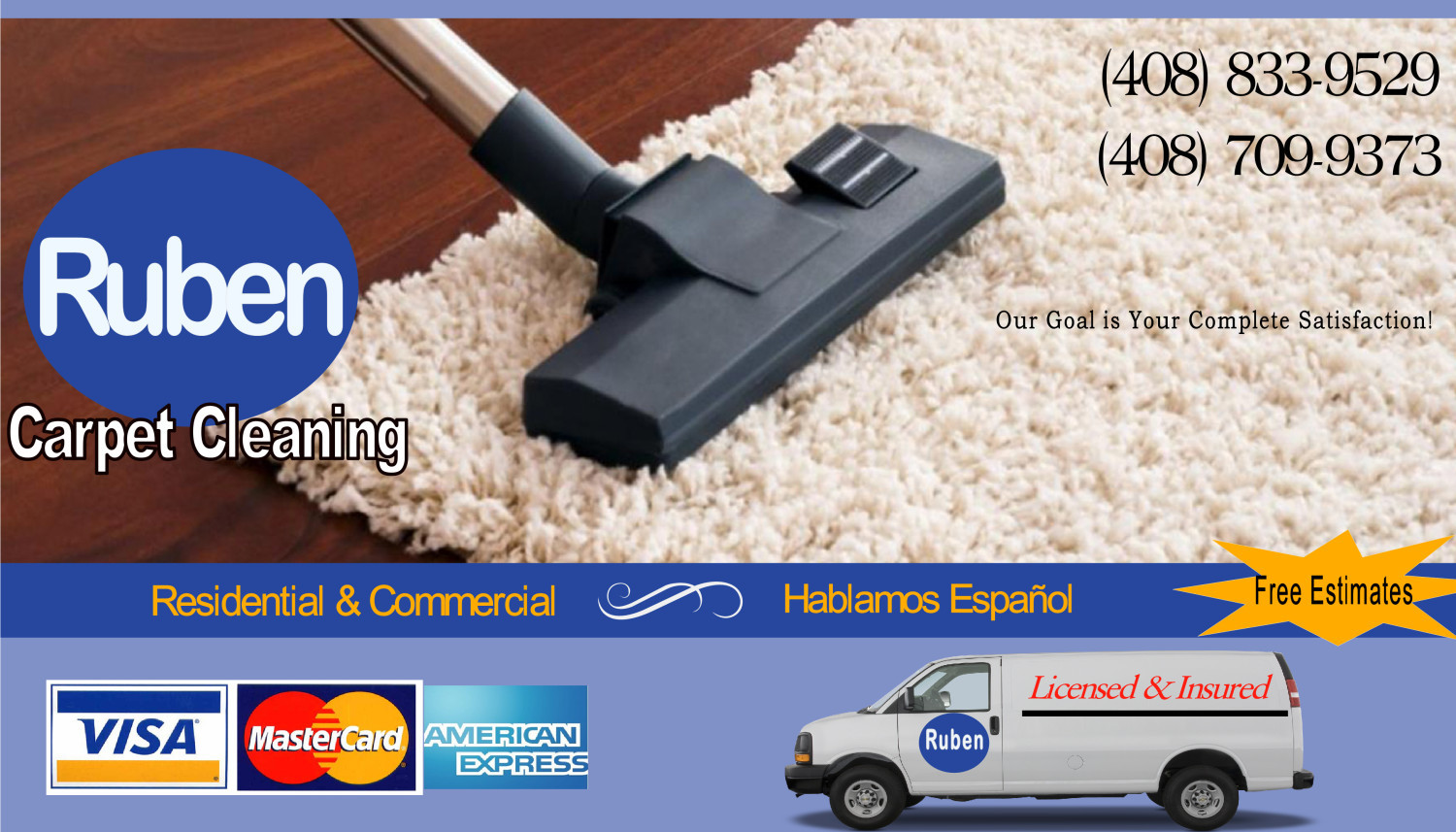 Ruben Carpet Cleaning