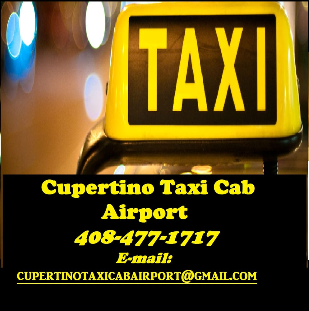 Cupertino Taxi Cab Airport
