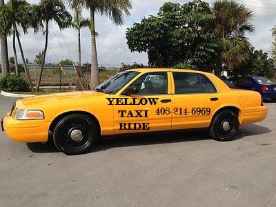 Yellow Taxi Ride
