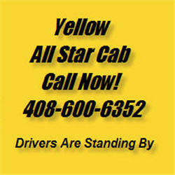 Yellow All Star Cab